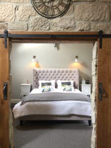 Stables Suite bedroom