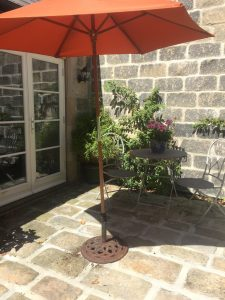 Hazel Manor Stables Suite Courtyard