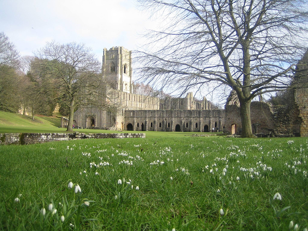 Photo of Fountains Abbey